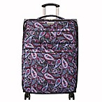 Ricardo Beverly Hills® Mar Vista 2.0 25-Inch Expandable Spinner Suitcase in Midnight Paisley