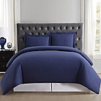 Truly Soft Everyday Full/Queen Duvet Cover Set in Navy