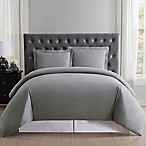 Truly Soft Everyday King Duvet Cover Set in Grey