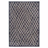 Liorra Manne Wooster Twist 5-Foot x 7-Foot 6-Inch Indoor/Outdoor Area Rug in Charcoal