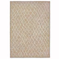 Liorra Manne Wooster Twist 7-Foot 6-Inch x 9-Foot 6-Inch Indoor/Outdoor Area Rug in Neutral