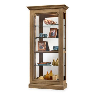 Charmant Howard Miller® Caden Curio Cabinet In Natural