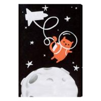 Olivia's Easel 20-Inch x 30-Inch Catstronaut Canvas Wall Art
