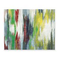 Light Poppy 16-Inch x 20-Inch Canvas Wall Art