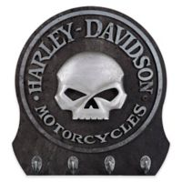Harley-Davidson® Skull Key Rack
