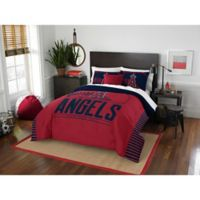 MLB Los Angeles Angels Grand Slam Full/Queen Comforter Set