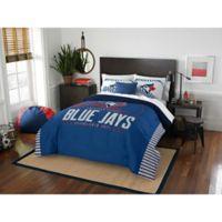 MLB Toronto Blue Jays Grand Slam Full/Queen Comforter Set