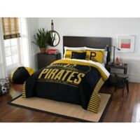 MLB Pittsburgh Pirates Grand Slam Full/Queen Comforter Set