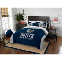 Butler University Modern Take Full/Queen Comforter Set