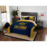 University of California Berkeley Modern Take Full/Queen Comforter Set