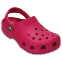 Crocs™ Kids' Size 8 Crocs Little Classic Clog in Candy Pink
