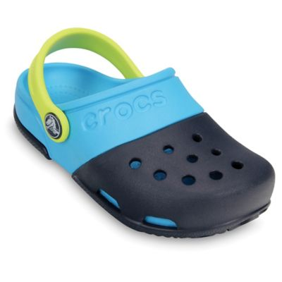 Boys Shoes > Crocs™ Electro II Size 8 Kids' Clog ...