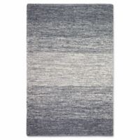 Fab Habitat Zen Collection Lucent 3-Foot x 5-Foot Area Rug in Blue