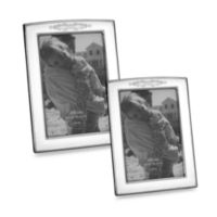 Reed and Barton® Hennell 5-Inch x 7-Inch Photo Frame in Stainless Steel