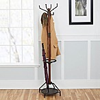 8-Hook Standing Coat Rack