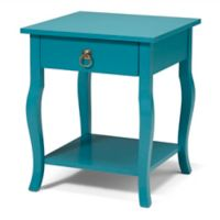 Kate and Laurel Lillian Side Table in Teal