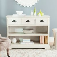 Safavieh Prudence Bookshelf in White