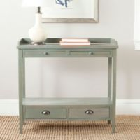 Safavieh Peter Console Table in French Grey