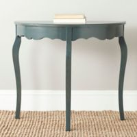 Safavieh Aggie Console Table in French Grey