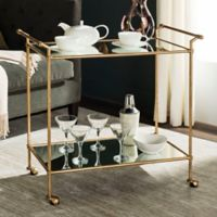 Safavieh Felicity Bar Cart in Gold