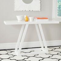 Safavieh Sutton Console Table in White