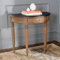 Safavieh Shepton Console Table in Brown