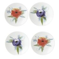 Lenox® Passion Bloom™ Tidbit Plates (Set of 4)