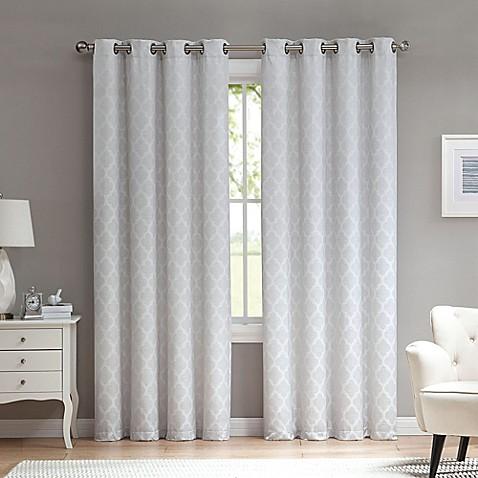 Marrakesh Grommet Top Window Curtain Panel Bed Bath Amp Beyond