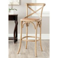 Safavieh Franklin Barstool in Oak