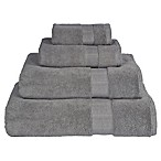 DKNY Mercer Bath Sheet in Grey