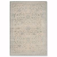 Safavieh Paradise Modern 4-Foot x 5-Foot 7-Inch Area Rug in Creme