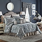Croscill® Gabrijel King Comforter Set in Slate Blue