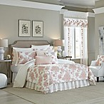 Croscill® Fiona Queen Comforter Set in Blush