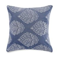 Anthology™ Tamara Square Throw Pillow in Blue