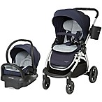 Maxi-Cosi® Adorra Travel System Silver Frame in Brilliant Navy