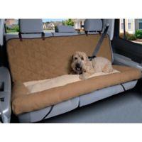 Solvit® Large Car Cuddler in Tan