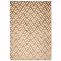Safavieh Paradise Zig Zag 8-Foot x 11-Foot 2-Inch Area Rug in Mouse/Cream