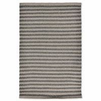 Liora Manne Mirage Tweed 5-Foot x 7-Foot 6-Inches Indoor/Outdoor Area Rug in Grey