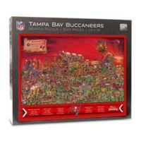 NFL Tampa Bay Buccaneers 500-Piece Find Joe Journeyman Puzzle