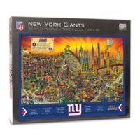 NFL New York Giants 500-Piece Find Joe Journeyman Puzzle