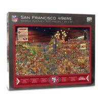 Joe Journeyman San Francisco 49ers Find Joe Journeyman Puzzle
