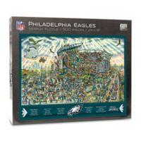 NFL Philadelphia Eagles 500-Piece Find Joe Journeyman Puzzle