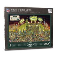 NFL New York Jets 500-Piece Find Joe Journeyman Puzzle