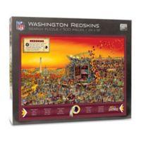 NFL Washington Redskins 500-Piece Find Joe Journeyman Puzzle
