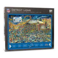 NFL Detroit Lions 500-Piece Find Joe Journeyman Puzzle