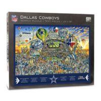 NFL Dallas Cowboys 500-Piece Find Joe Journeyman Puzzle