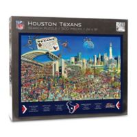 NFL Houston Texans 500-Piece Find Joe Journeyman Puzzle
