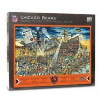 NFL Chicago Bears 500-Piece Find Joe Journeyman Puzzle