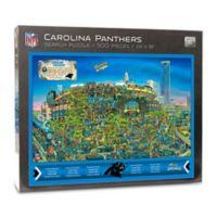 NFL Carolina Panthers 500-Piece Find Joe Journeyman Puzzle