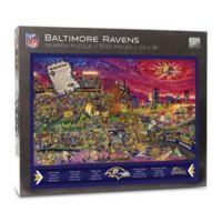 NFL Baltimore Ravens 500-Piece Find Joe Journeyman Puzzle